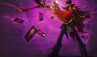 Twisted Fate TheMagnificentSkin