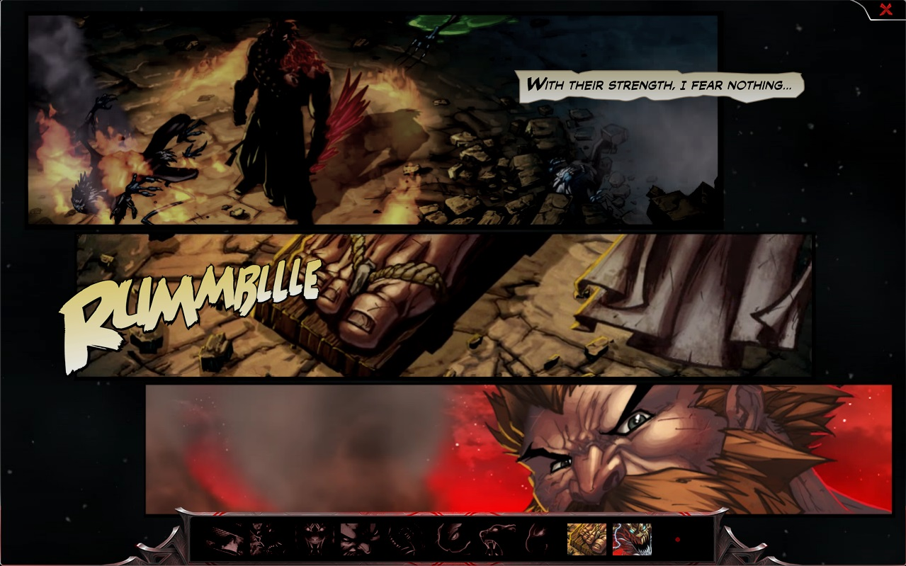 Udyr SpiritGuard Comic pr09