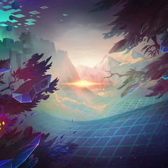 Summoner's Rift Arcade Loading Background