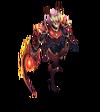 Diana Dragonslayer (Ruby)