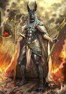Emptylord Anubis 2