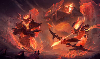 Galio InfernalSkin