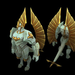 Galio Update Model 1 (by Riot Artist <a href=