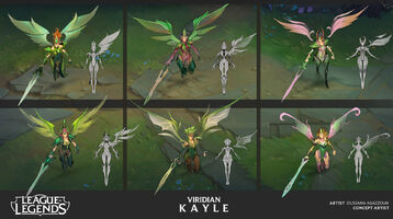Kayle Update Viridian- Konzept 03