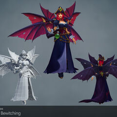 Bewitching Morgana Update Model 1 (by Riot Artists <a href=