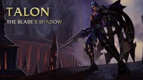 Prezentacja Bohatera - Talon, Cień Ostrza