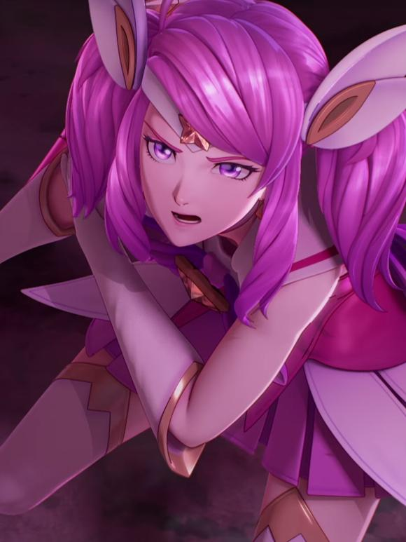 Star Guardian Promo Lux