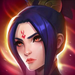 Valiant Sword Riven Border profileicon