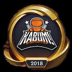 Mistrzostwa 2018 – Złote KBM
