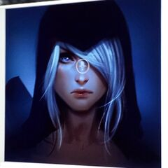 Ashe Update Concept 5 (by Riot Artist <a href=