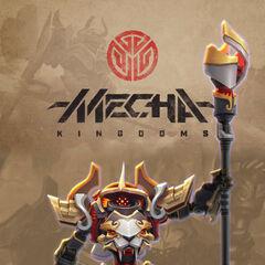 Mecha Kingdoms Jax Model 2 (by Riot Artist <a href=