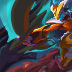 Super Galaxy Kindred Splash Concept 2 (by Riot Artist <a href=