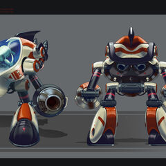Super Galaxy Rumble Concept (by Riot Artist <a href=