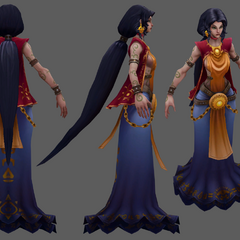Divine Soraka Update Model