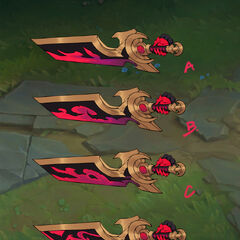 Blood Moon Tryndamere Concept 4 (by Riot Artist <a href=