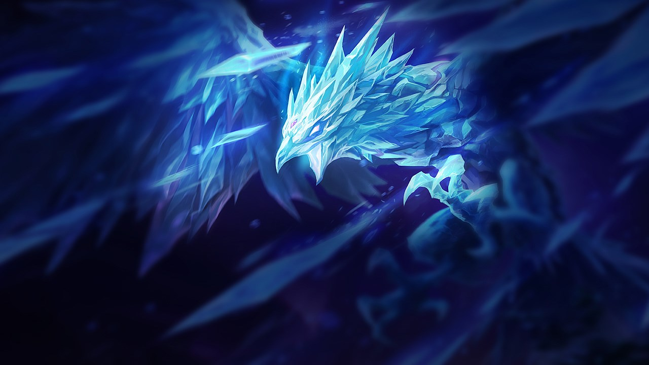 Anivia OriginalCentered