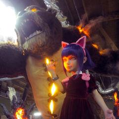 Annie Statue Promo 3