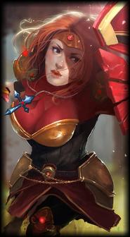 Emptylord Leona WarriorPrincess
