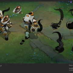 Infected Astronaut Illaoi Concept (by Riot Artist <a rel=