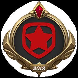 MSI 2018 Gambit Gaming Emote