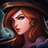 Miss Fortune Portrait