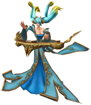 Sona Render old
