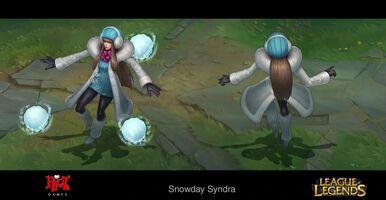 Syndra Schneetag- Konzept