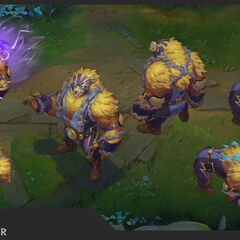 El Rayo Volibear Update Concept 1 (by Riot Artist <a rel=