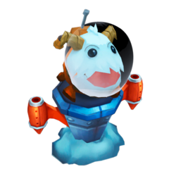 Astronauta Poro