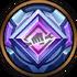 Beta Season Diamond LoR profileicon circle