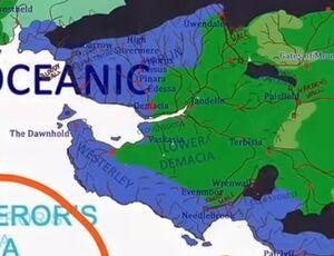 Demacian Walls map 01