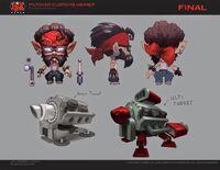 Heimerdinger Update PiltoverCustoms Concept 01