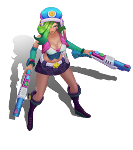 File:Miss Fortune Arcade (Aquamarine).png