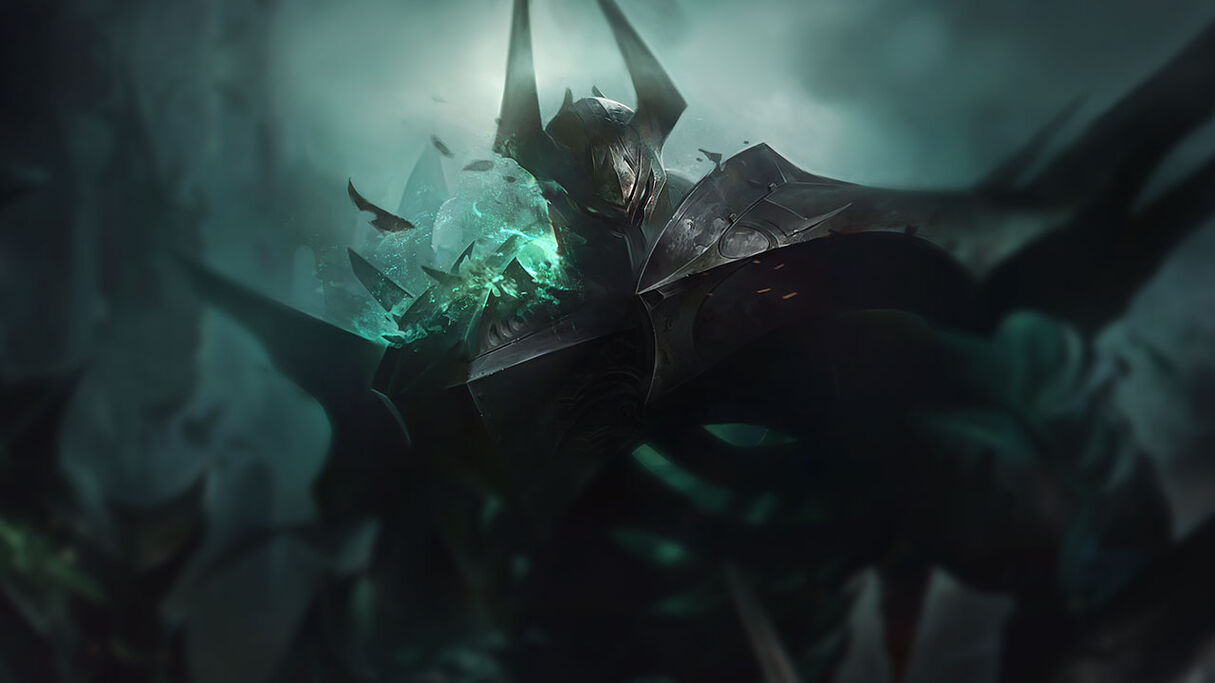 Mordekaiser OriginalCentered