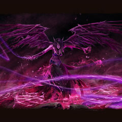 Chinese Morgana Splash Concept (by Riot Artist <a rel=