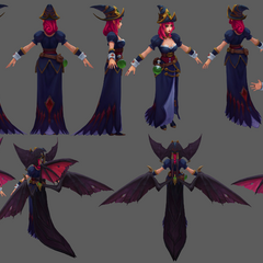 Bewitching Morgana Update Model 2 (by Riot Artists <a href=