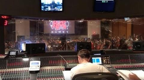 Orchestral Recording for Snowdown 2017