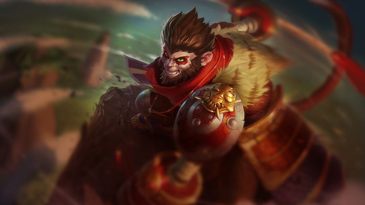 Wukong OriginalCentered