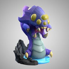 Baron Nashor Statue Model 1 (by Riot Artists <a href=