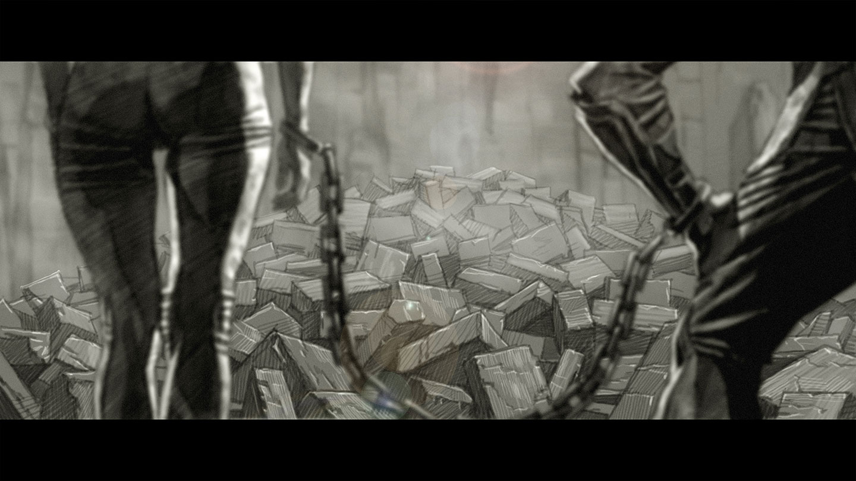 Garen Katarina EnemyofmyEnemy Cinematic concept 15