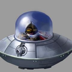 Koncept Corkiego w UFO 1