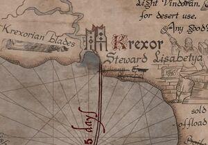 Krexor map 01
