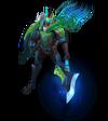 Pantheon Pulsefire (Emerald)