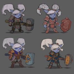 Poppy Update Concept 1 (by Riot Artist <a href=