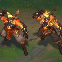 Infernal Shen Concept 2 (by Riot Artist <a rel=