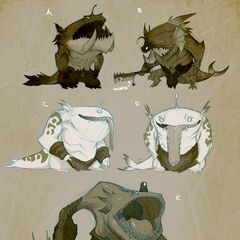 Tahm Kench Concept 1 (by Riot Artist <a href=