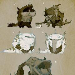 Grafika koncepcyjna Tahma Kencha 2 (w wykonaniu Gem Lim)