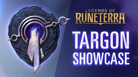 Targon Region Showcase Gameplay - Legends of Runeterra