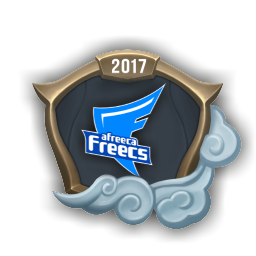 Worlds 2017 Afreeca Freecs Emote