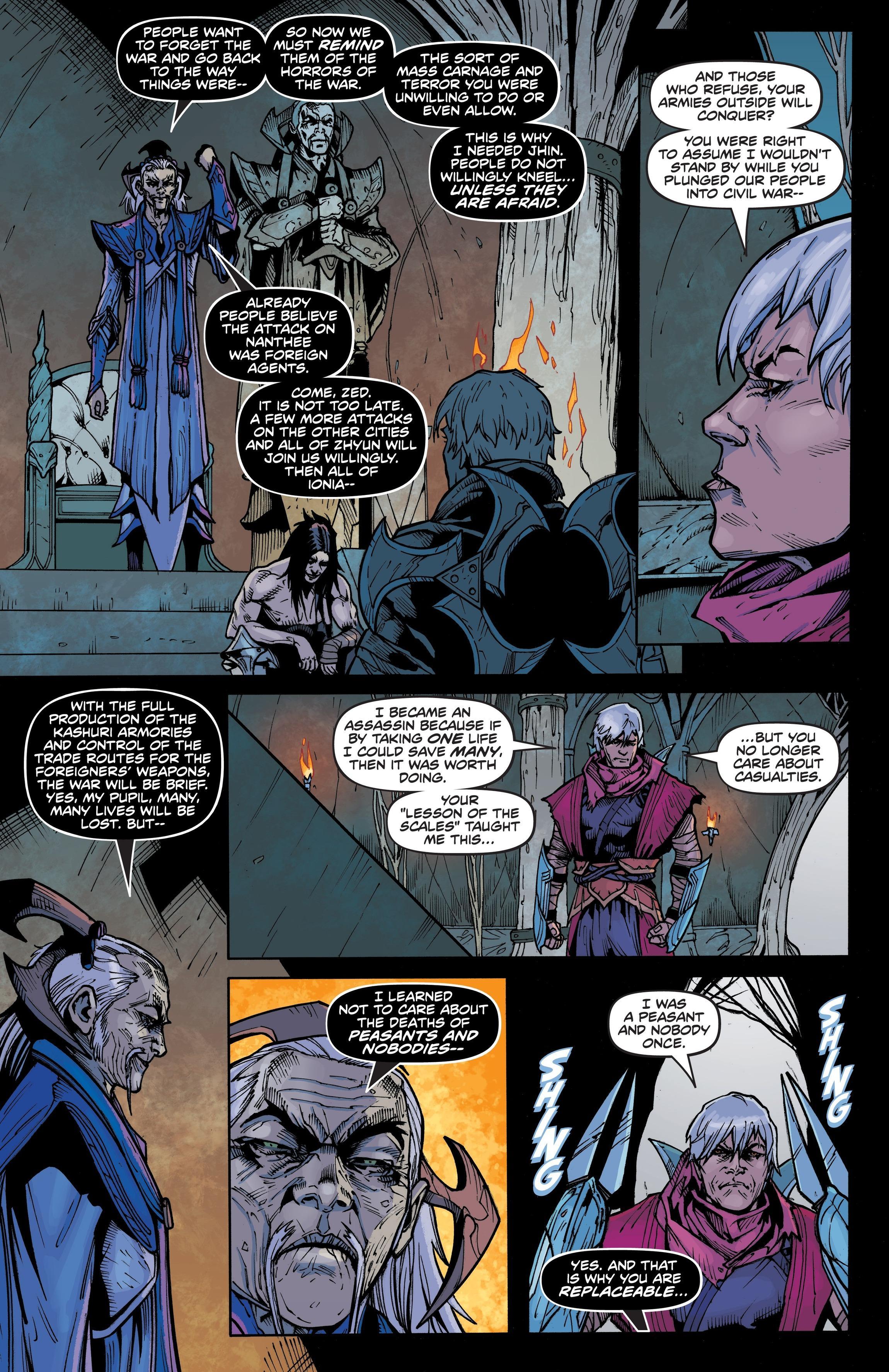 Zed Comic 6 pr14